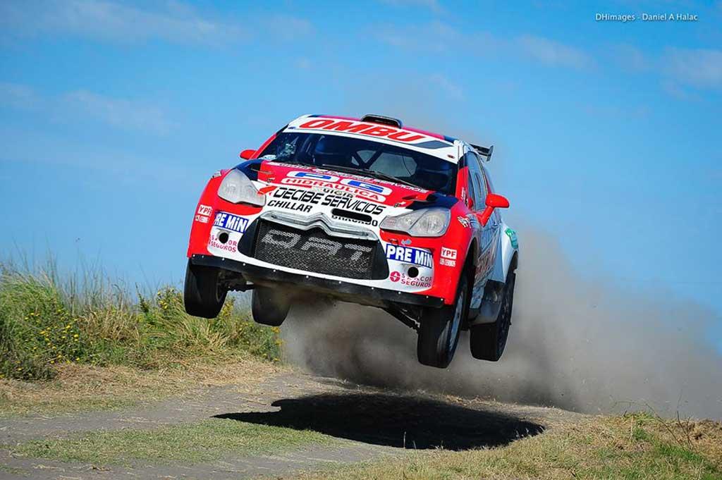 Este fin de semana, el Rally Mar y Sierras corre en Pila