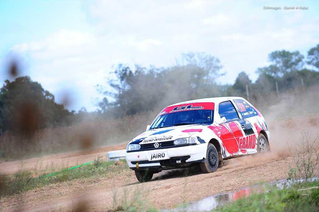Rally Mar y Sierras: Robbiani ganó la general; Zarkovich arrancó el año de la mejor manera