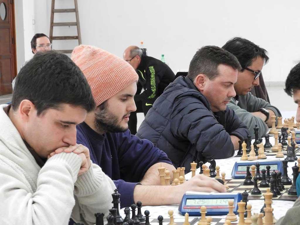 Ajedrez: segunda ronda de Torneo Regional por Equipos