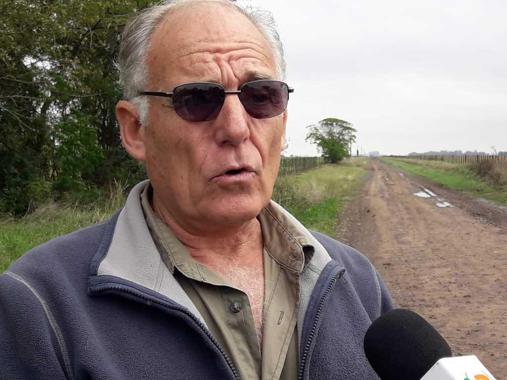 ¿Por qué no baja el nivel del Río Rojas?: Del Solar explicó los motivos