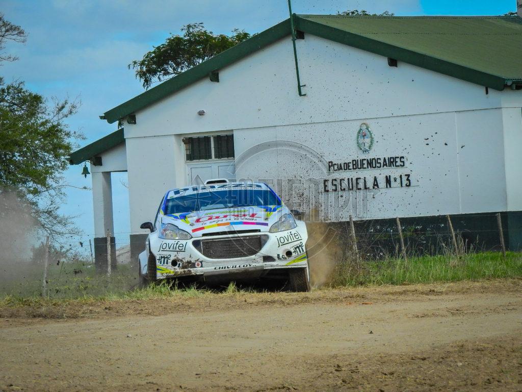 El Rally Mar y Sierras correrá, en Las Heras, los días 9 y 10 de junio
