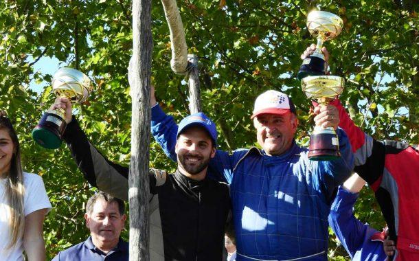 Rally Mar y Sierras: Disalvo ganó en Pila; Durante-Bahillo se impusieron en la A