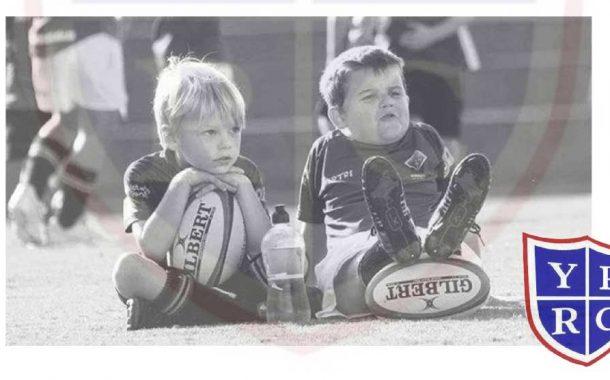 Rugby: comienza la escuela para niños y juveniles