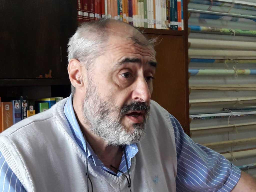 Ferrioli dio detalles sobre los cursos que se dicta en la Escuela de Formación Profesional
