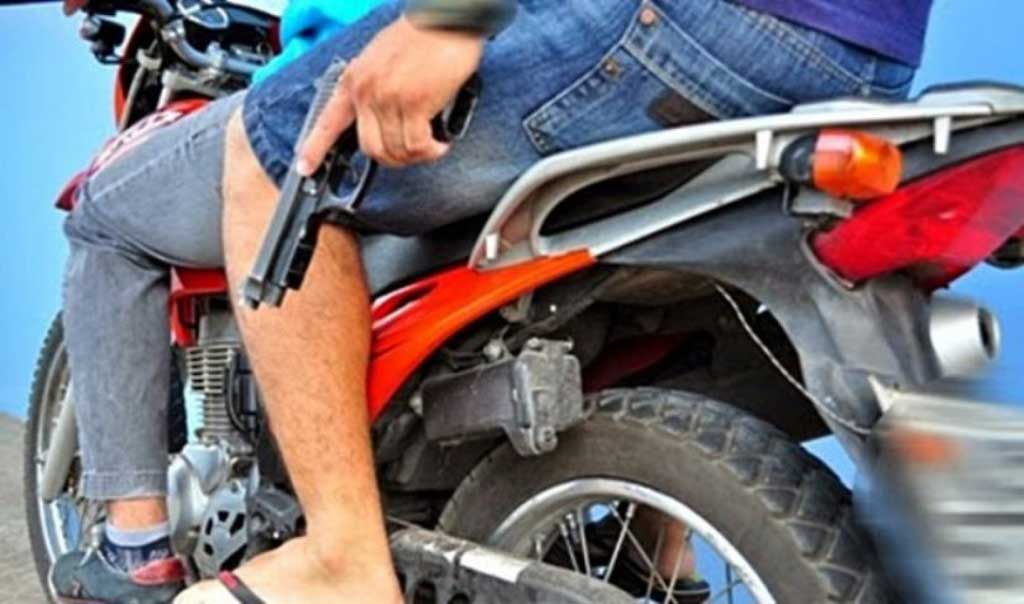 """Senado: Sancionaron ley para combatir a los """"motochorros"""""""