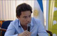 """Sánchez Zinny: """"Nos propusimos cuidar a los docentes"""""""
