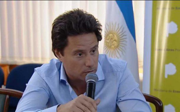 """Sánchez Zinny: """"El trabajo entre Municipio y Provincia es clave"""""""