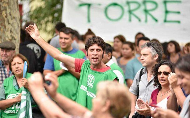 """ATE pide reapertura de paritarias y convocó a """"jornada de lucha"""""""