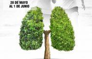 Campaña de Prevención de Cáncer de Pulmón: del 28 de Mayo al 1 de Junio