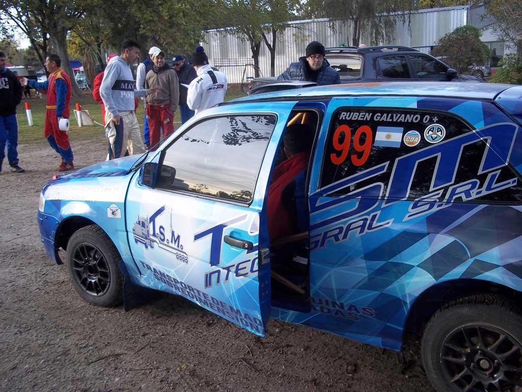 Zavalla será la tercera fecha del Rally Santafesino