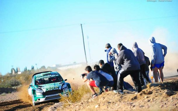 Rally Argentino: Gana Cancio,