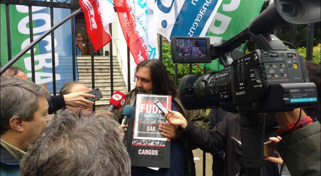 """Desde SUTEBA advirtieron que el gobierno tiene que """"visibilizar"""" el descontento de los trabajadores"""