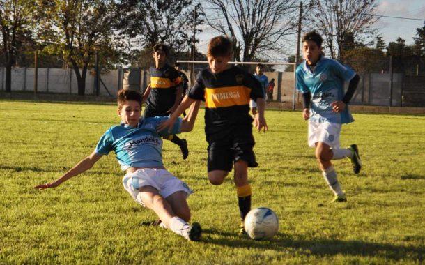 Fútbol: resultados de las inferiores y las escuelitas