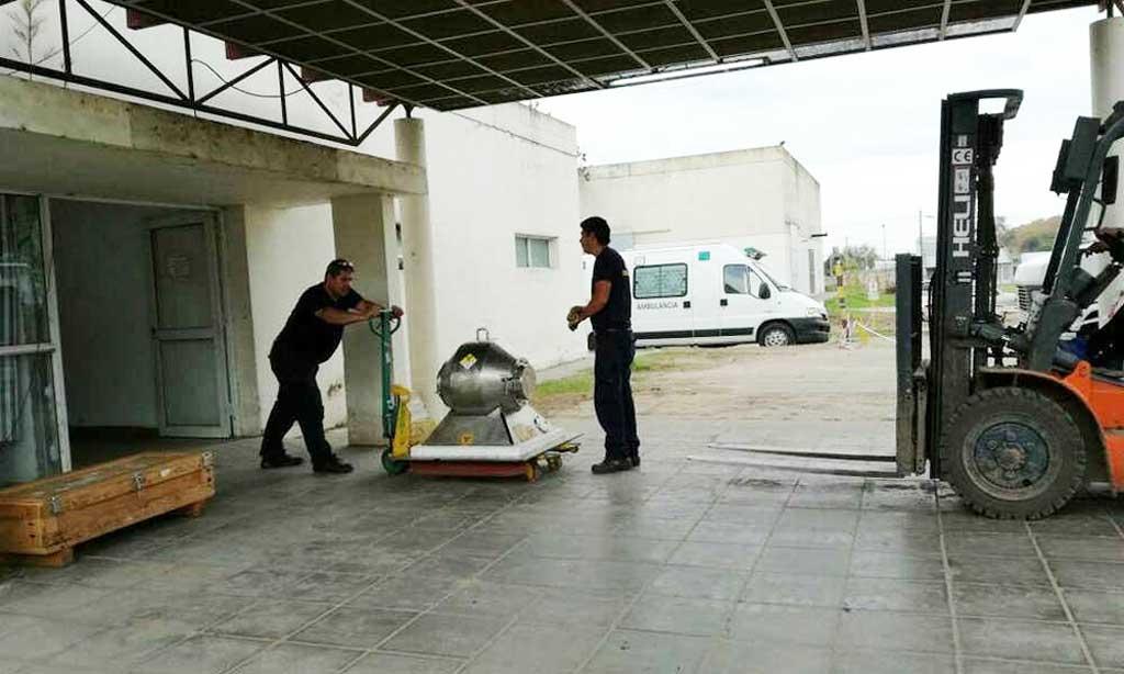 Rehabilitan bomba de Cobalto en Hospital de Junín
