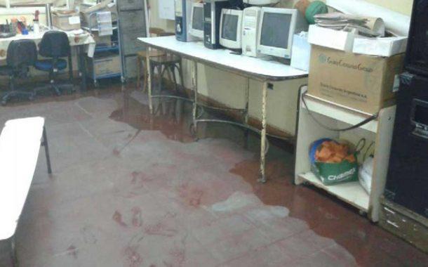 Gremios indicaron que preocupa la falta de mobiliario adecuado en escuelas de Rojas