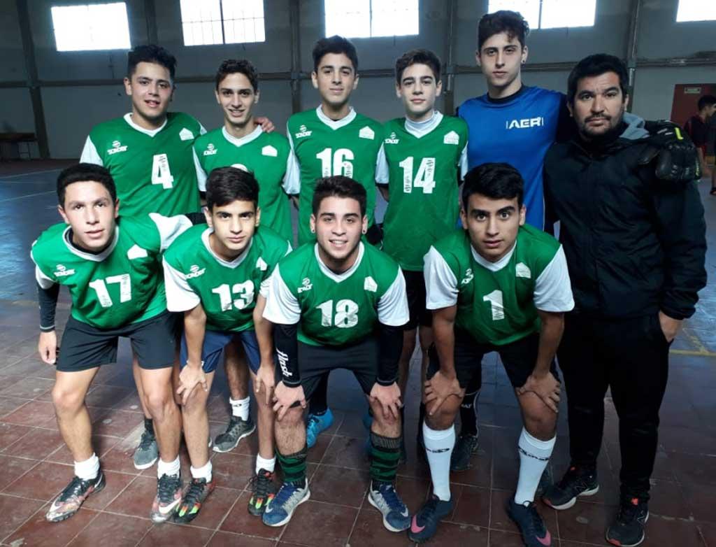 Juegos Bonaerenses 2018: se realizó la etapa local de Futsal