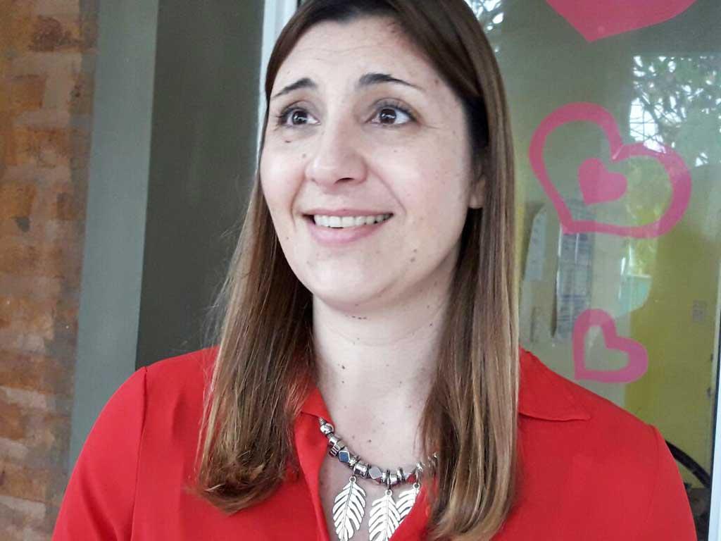 Romina Gonzalez: