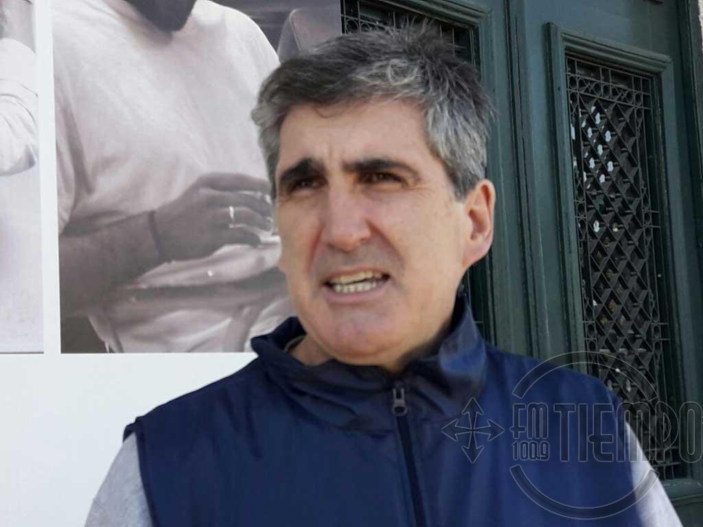 Juan Carlos Lisa habló sobre el presente del INTA Rojas