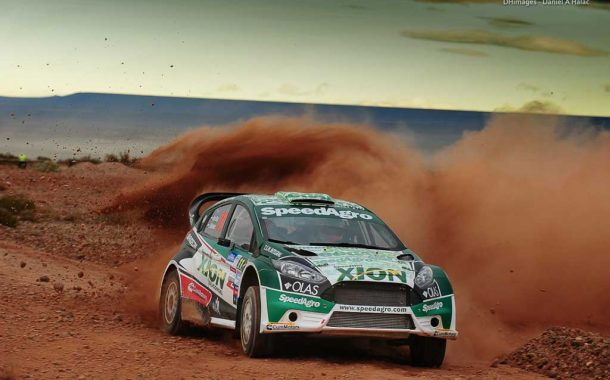 Rally Argentino: Ganó Cancio,