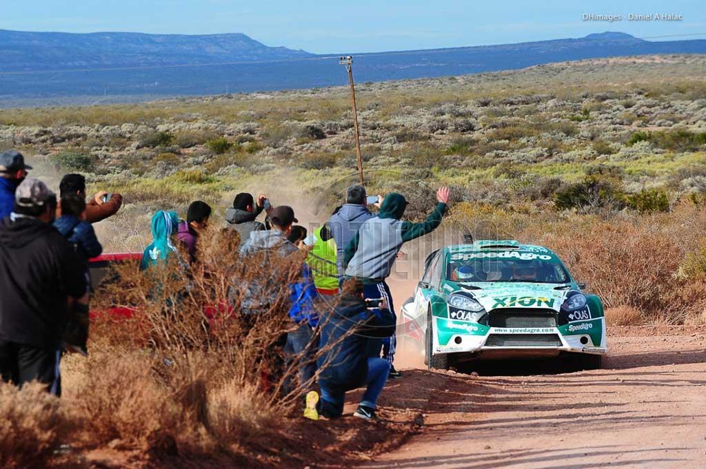Los viernes del Rally Argentino son de Villagra;