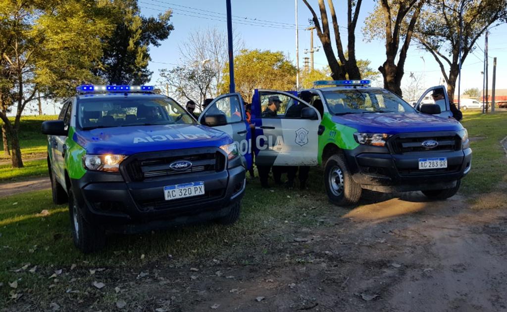 Entregan vehículos a Unidades Penitenciarias del interior de la provincia