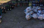 Policiales: clausuran local de venta de alimentos; Recuperan (en Junín) moto robada en Rojas