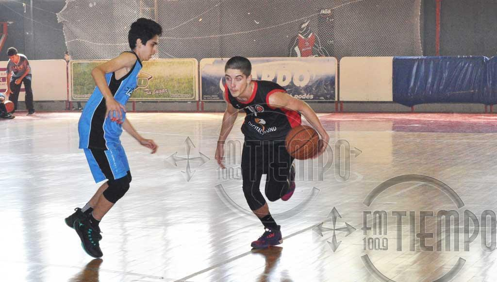 Básquet: Los chicos de Sportivo visitaron a Pampa de Salto