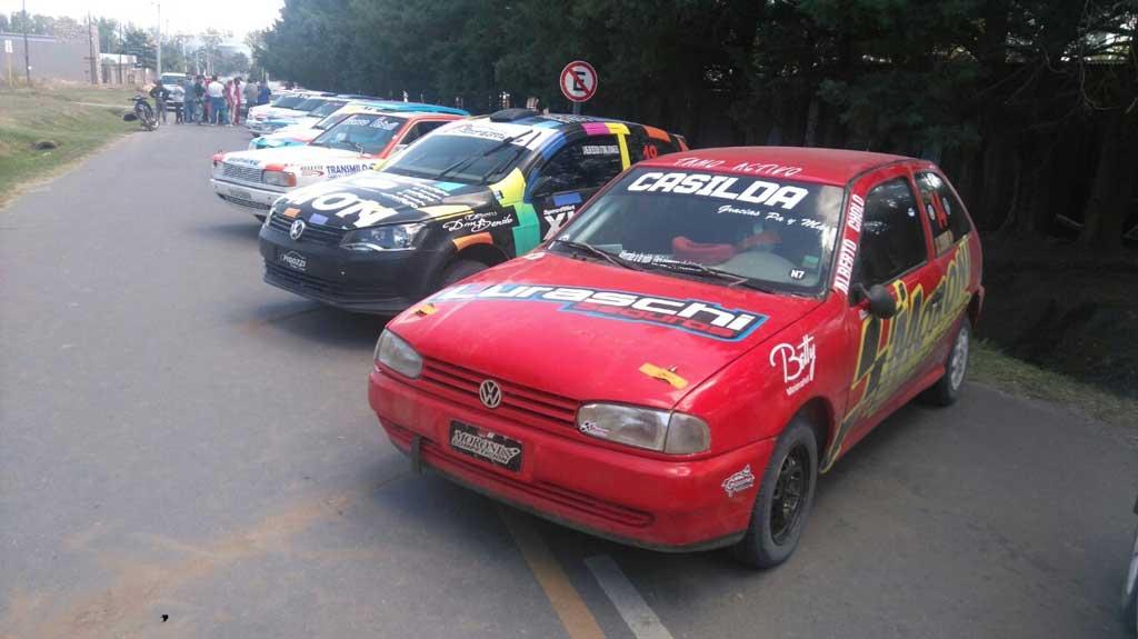 Zavalla preparada para recibir al Rally Santafesino