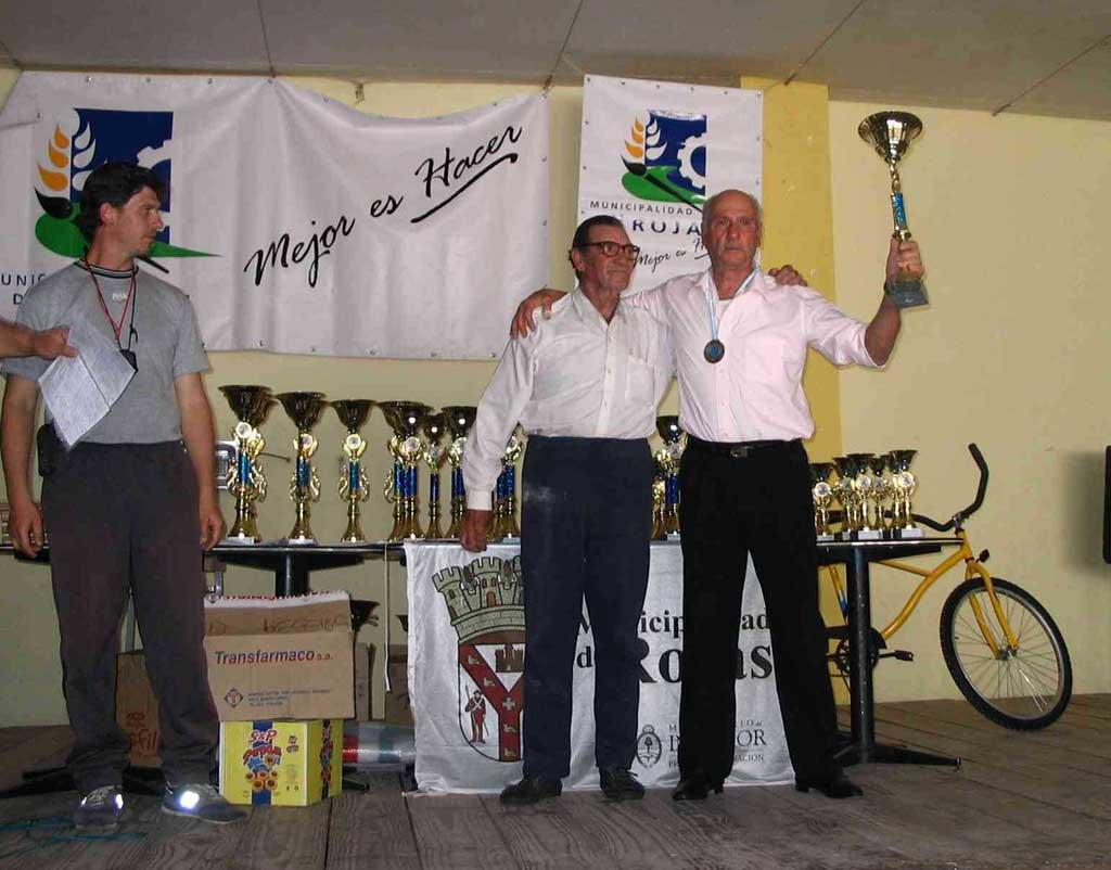 El Ciclismo de Rojas está de luto: Falleció Luis