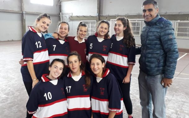 Juegos Bonaerenses 2018: etapa local de hándbol