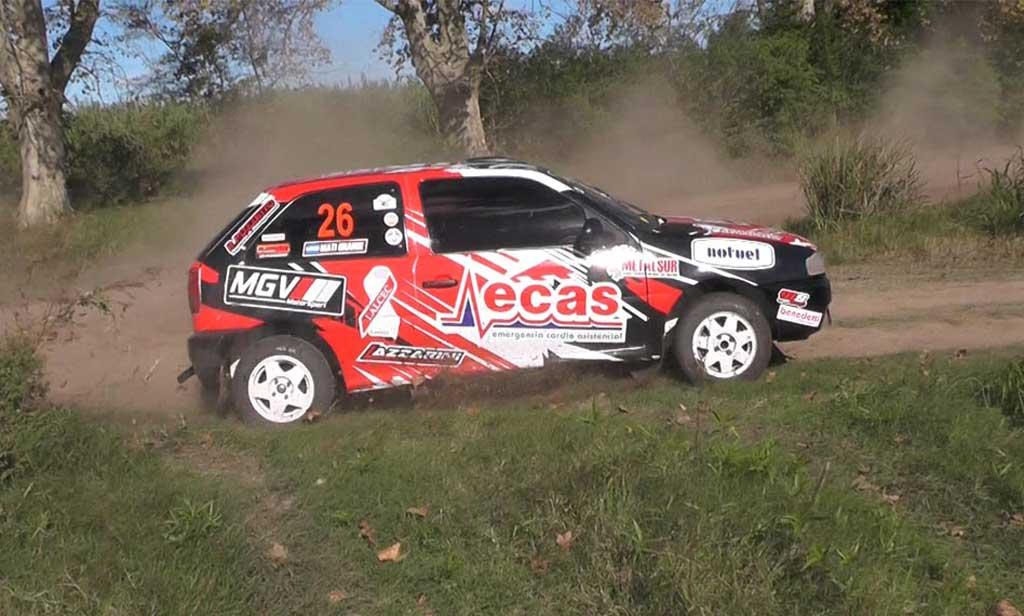 El rally de Zavalla calienta motores