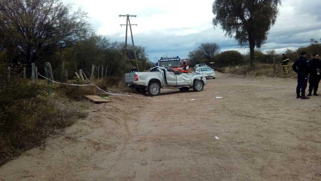 Tragedia en el Rally de San Luis