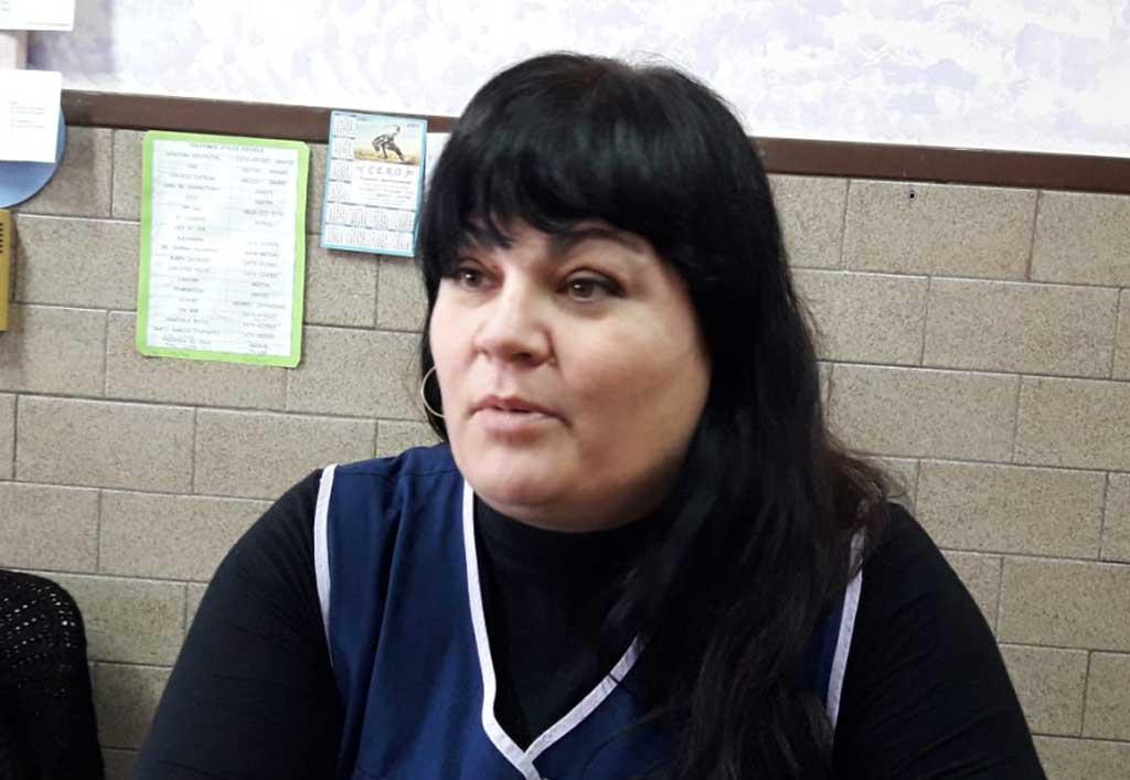 Alejandra Cicolino: