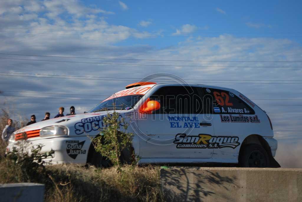 Sergio Farisa sobre el rally de Zavalla: