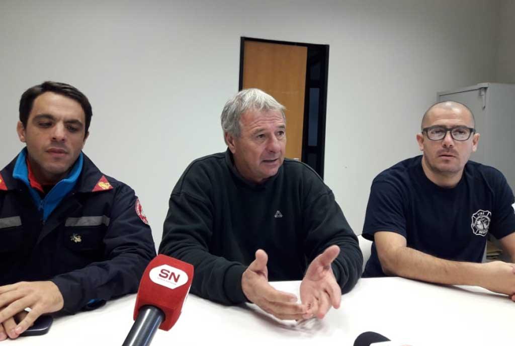 Los Bomberos Voluntarios lanzan campaña de socios