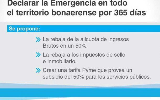 Diputados de la oposición pedirán la emergencia Pyme en la provincia
