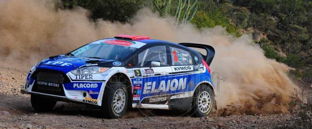 Rally Argentino: Villagra ganó en La Rioja;