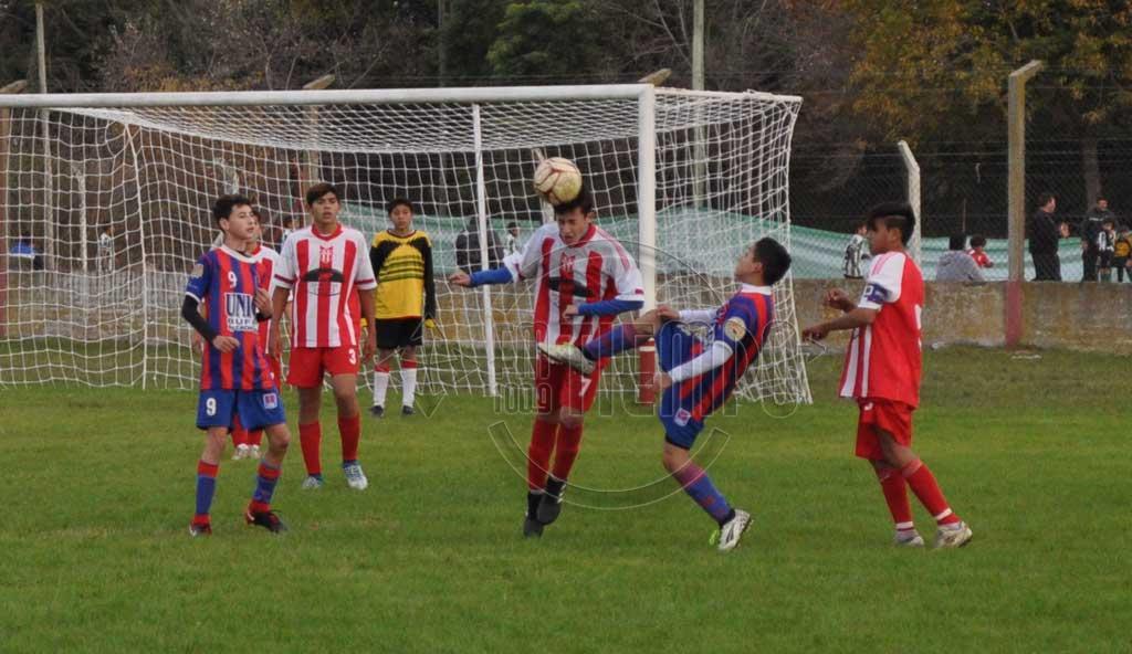 Fútbol: se jugaron las fechas de los interligas de inferiores y escuelitas