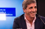 Luis Caputo, nuevo presidente del Banco Central