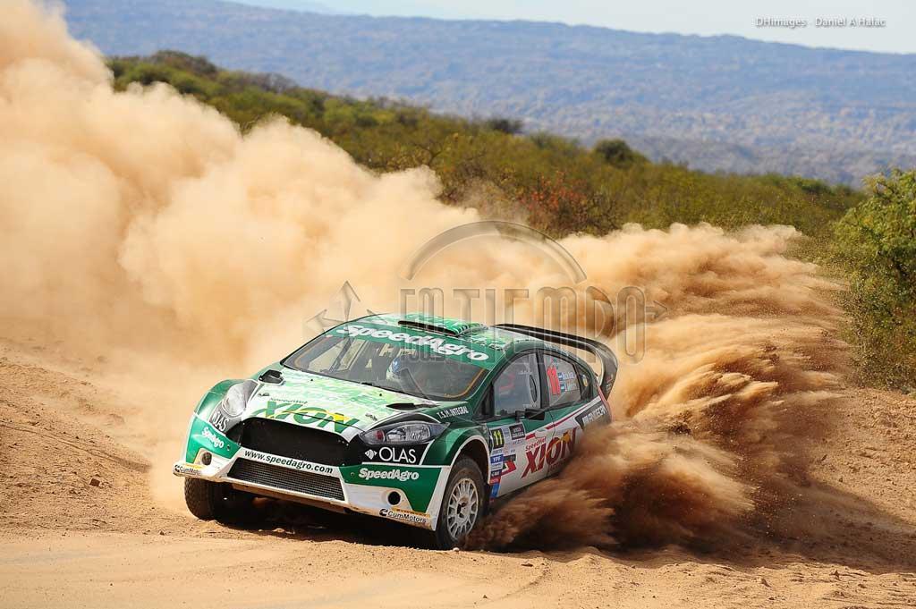 Se comenzó a trabajar para que el Rally Argentino corra en Rojas