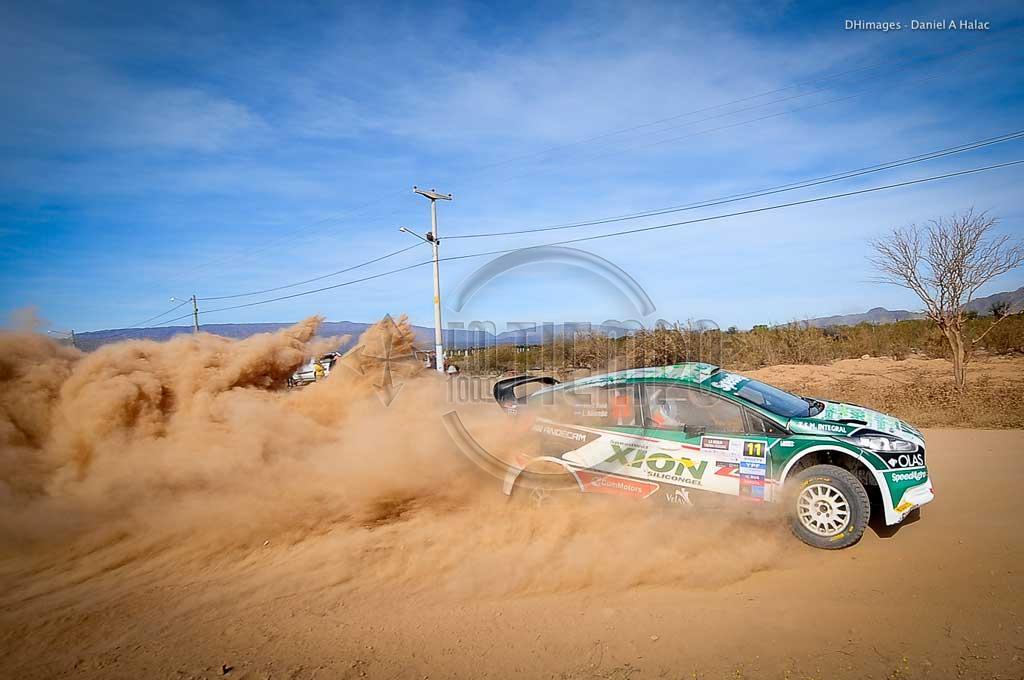 El Rally Argentino corre en Entre Ríos