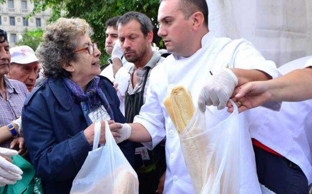 """Sarquís: """"Este 'panazo' no se da por lo que es el precio de la harina"""""""