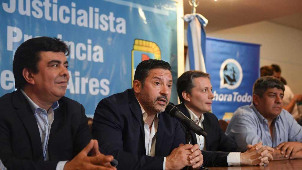 """El PJ bonaerense apoya el paro general y pide a Macri que """"abra el diálogo"""""""