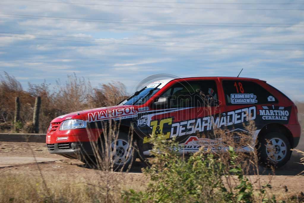 Se confirmó la próxima fecha del Rally Santafesino en Humberto I