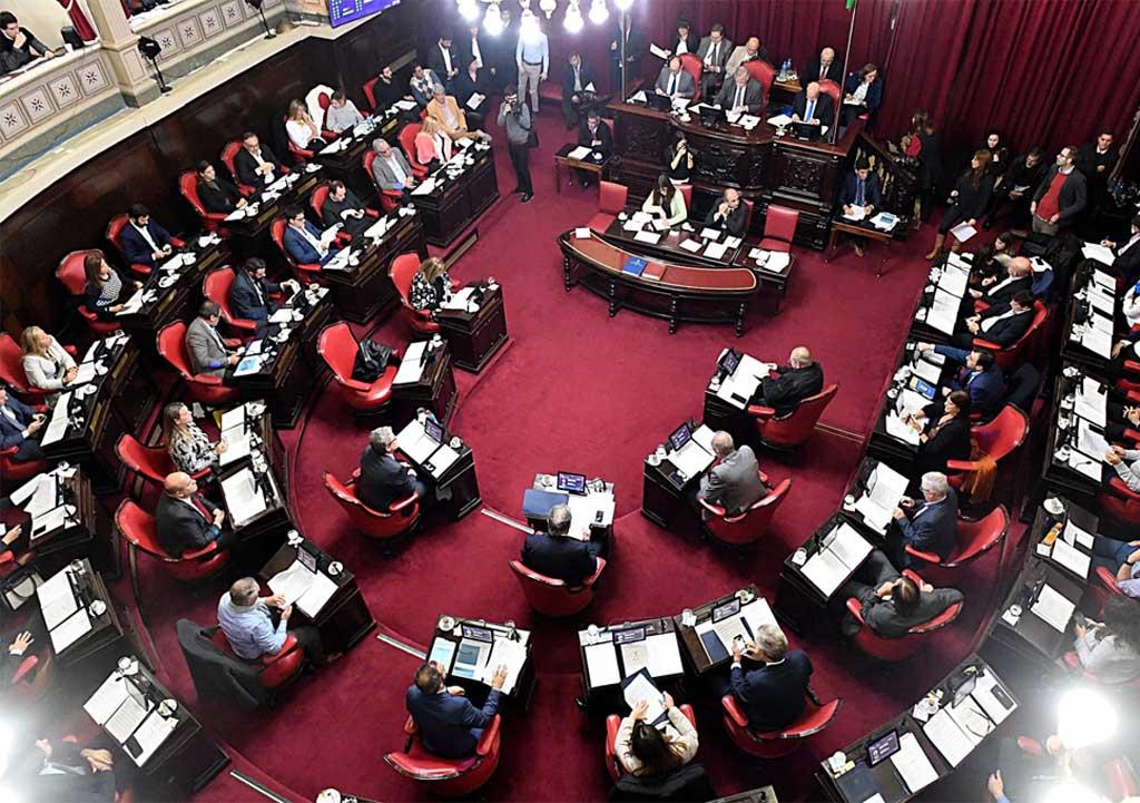 El Senado bonaerense inicia el debate por el Presupuesto