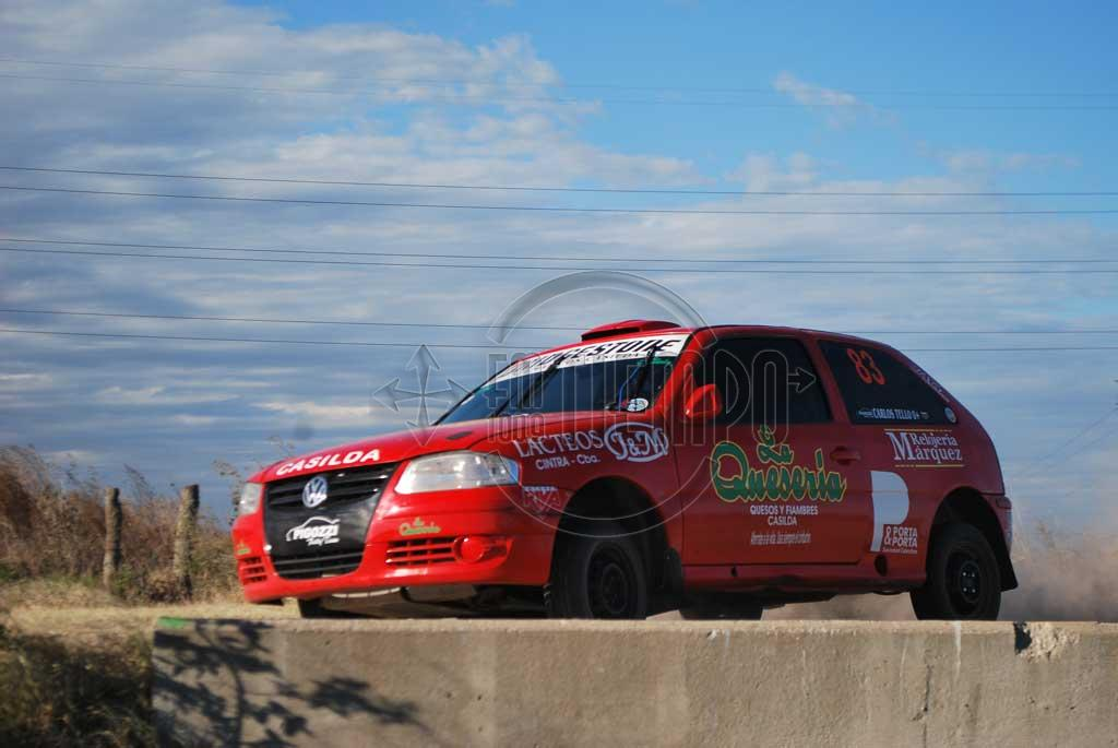 Humberto I se prepara para recibir al Rally Santafesino