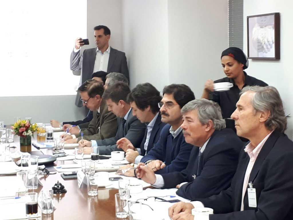 Brasil continuará comprando trigo argentino con aporte de la Provincia