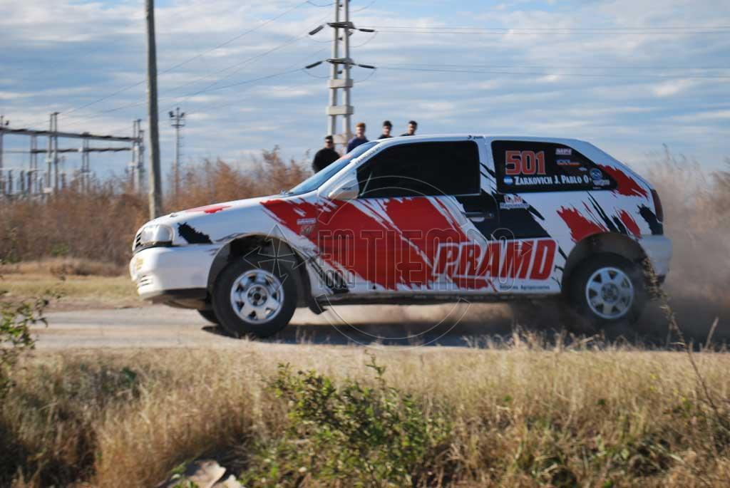 Rally Santafesino: Zarkovich gana la general en Zavalla