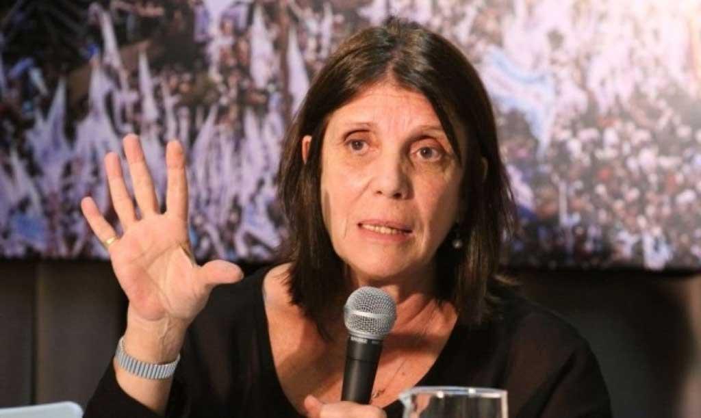Teresa García denunció a Vidal por los aportes