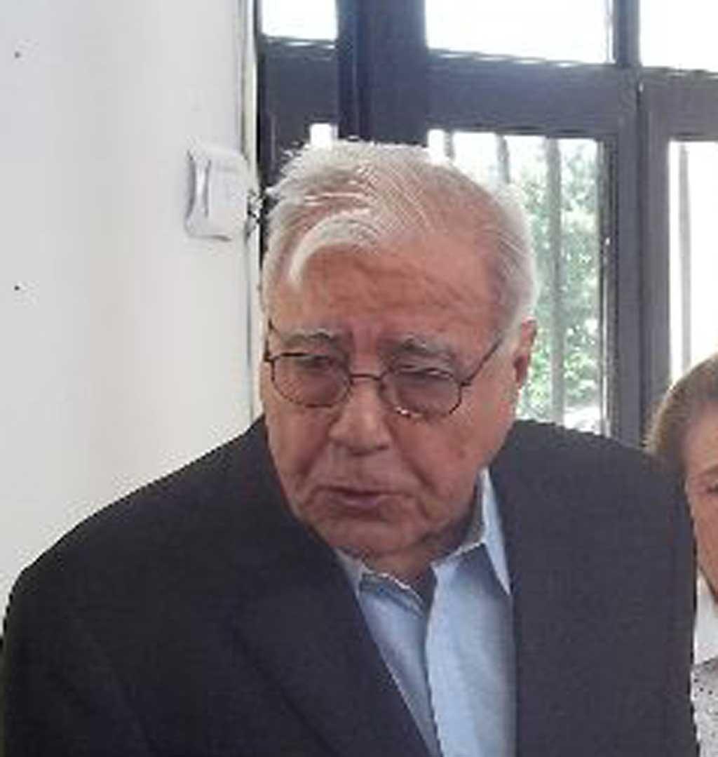Falleció Luís Rodolfo Almar